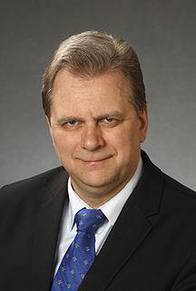 Andres Herkel Estonian politician