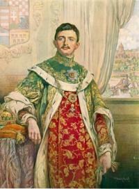 IV.  Károly a Szent István-rend ornátusában.png