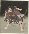 Ichikawa Danjûrô VII in de rol van Soga no Gorô Tokimune-Rijksmuseum RP-P-1958-468.jpeg