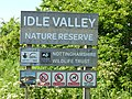 Idle Valley Nature Reserve sign - panoramio.jpg