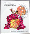 If You Give a Mouse a Cookie (5) illustrated by Felicia Bond and written by Laura Numeroff.JPG