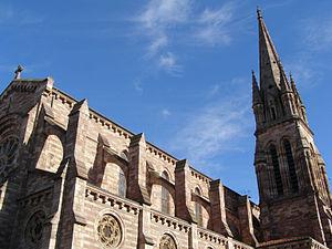 Torrelavega - Church of Nuestra Señora de la Asunción.