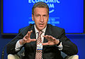 Igor Shuvalov - World Economic Forum Annual Meeting 2011.jpg