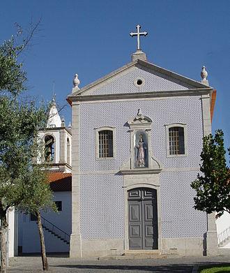 Ferreiros e Gondizalves - Ferreiros Church