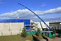 Ikea Černý Most rebuilding 1.jpg