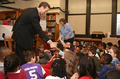 Illinois Congressman Aaron Schock at a school in 2009.PNG