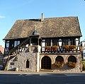 Im Alten Rathaus versammlte sich früher das Gericht der Stadt. - panoramio.jpg