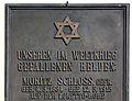 Im Deutschordensmuseum. Gedenktafel für die im 1.Weltkrieg gefallenen jüdischen Mergentheimer.jpg