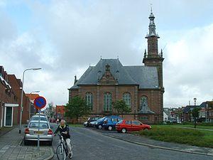 Nieuwe Kerk (Katwijk aan Zee) - Nieuwe Kerk