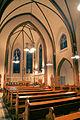 Immaculatakirken Copenhagen interior from sideaisle.jpg