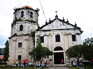 Oslob, Cebu - Immaculate Conception Parish Church