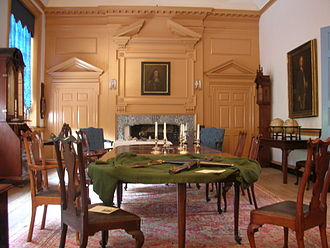 Independence Hall - Governor's Council Chamber