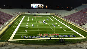 Independence Stadium (Shreveport) - Image: Independence Stadium