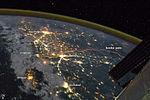 India-Pakistan Borderlands at Night - NASA Earth Observatory.jpg