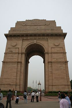Nuova Delhi : India Gate