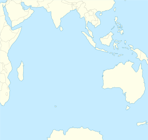 Crozet is located in Indian Ocean