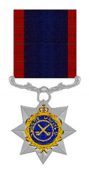 Indian Order of Merit - Image: Indian Order of Merit 1944