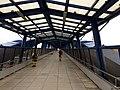 Interior of the pedestrian bridge at TRA Changhua Station.jpg