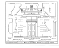 Iowa County Courthouse, Main Street, Dodgeville, Iowa County, WI HABS WIS,25-DODGV,1- (sheet 3 of 6).png