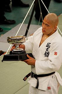 Satoshi Ishii Japanese judoka and mixed martial arts fighter
