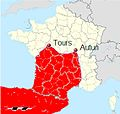 Islamic expansion in France in the 8th century.jpg