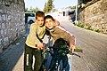 Israel 1 036 Little palestinensic boys.jpg