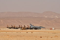 Israeli Air Force joint exercise with Polish Air Force, March 2012. IV.jpg