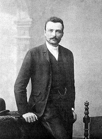 István Tisza - István Tisza in Oxford, England