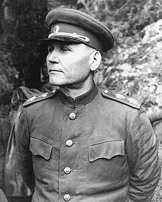Ivan Konev - Konev in 1945.