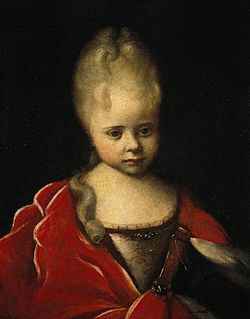 Ivan Nikitin - Portrait of Grand Duchess Yelizaveta Petrovna as a Child - WGA16575.jpg