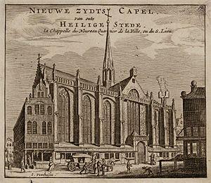 Heilige Stede - Nieuwezijds Kapel 1664-1665