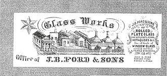 John Baptiste Ford - Image: JB Ford & Sons