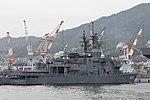 JS Tenryū(ATS-4203) right rear view at Port of Kure May 6, 2018 01.jpg