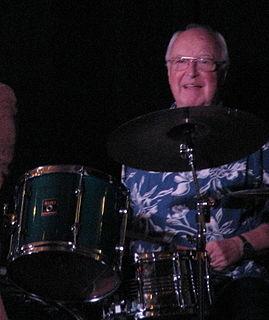 Jake Hanna American drummer