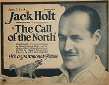 Jack Holt in The Call of the North.JPG
