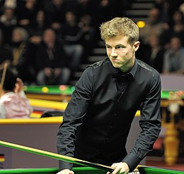 Jack Lisowski at Snooker German Masters (Martin Rulsch) 2014-01-29 04.jpg
