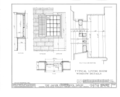 Jacob Vanderbeck House, Dunker Hook Road, Fair Lawn, Bergen County, NJ HABS NJ,2-FAIR,4- (sheet 6 of 11).png