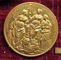 Jacob van dishoecke, med. della pace di nimega, 1678, oro.JPG