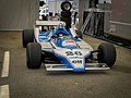 Jacques Laffite Ligier JS11 2018 British Grand Prix (41932970520).jpg
