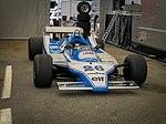 Jacques Laffite Ligier JS11 2018 British Grand Prix (41932970520).jpg