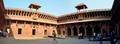 Jahangiri Mahal Interior - Agra Fort - Agra 2014-05-14 4095-4096.TIF