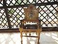 Jailors chair-1-cellular jail-andaman-India.jpg