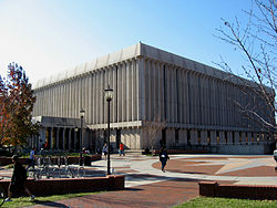 James Branch Cabell Library VCU