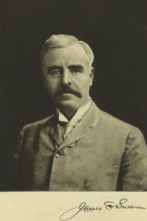 James Edward Sullivan - James Edward Sullivan, 1909