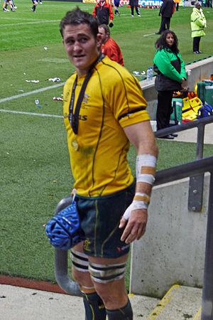 James Horwill - Horwill in 2011