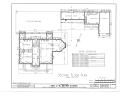 James Mareau Brown House, 2328 Broadway, Galveston, Galveston County, TX HABS TEX,84-GALV,1- (sheet 2 of 8).png