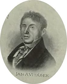 Jan August Vitásek (Quelle: Wikimedia)