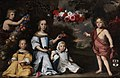 Jan Roos - Group Portrait of the Children of the Family van Rode of Tournai.jpg