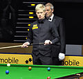 Jan Verhaas and Neil Robertson at Snooker German Masters (DerHexer) 2013-02-02 04.jpg
