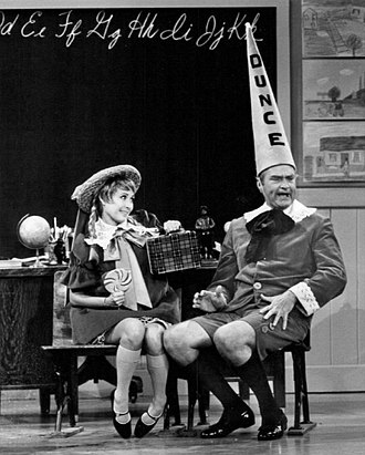 The Red Skelton Show - Junior